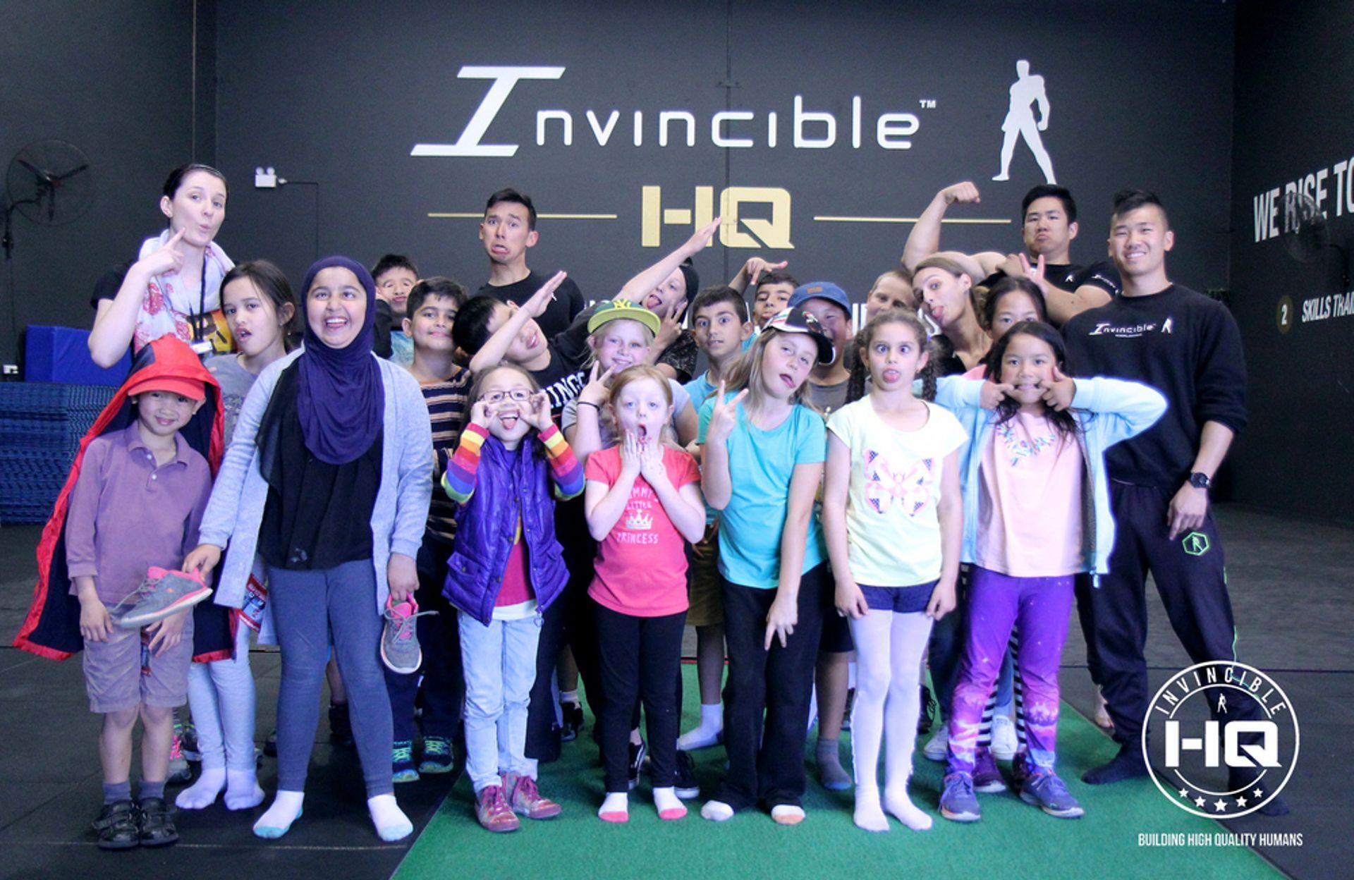 School Holiday HQ Workshop